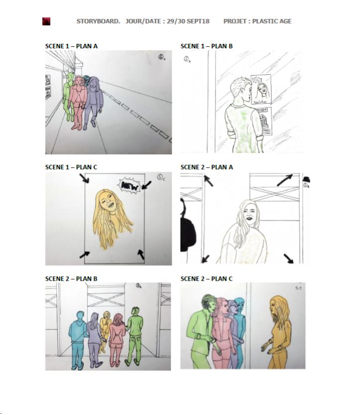 Illustration Plastic Age : nos travaux pour une histoire où se croisaient société et technologie